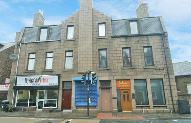 1 Bedroom Apartment Flat for sale in Kirk Street, Peterhead, Aberdeenshire, AB42 1RX