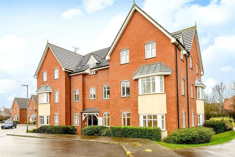 2 Bedrooms Flat for sale in Flaxley Close, Lincoln, LN2