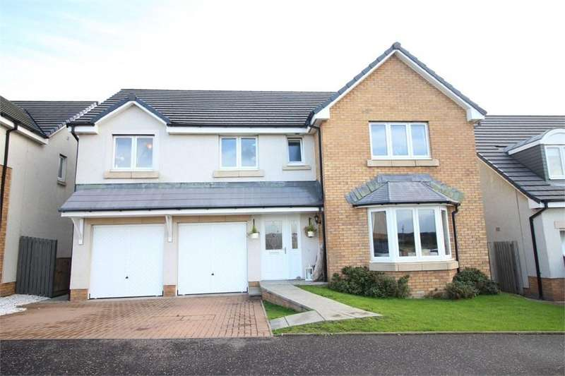 5 Bedrooms Detached House for sale in Newtonmore Drive, KIRKCALDY, Fife, KY2