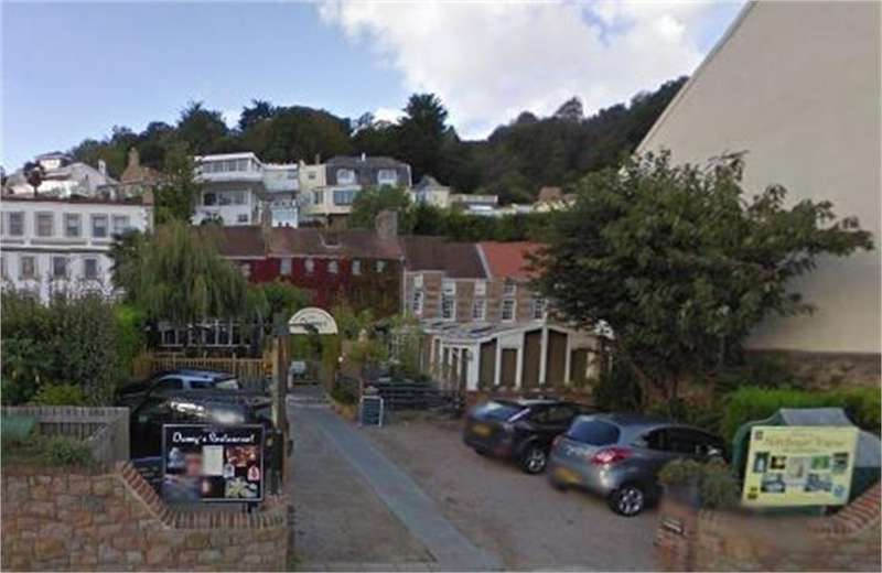 Terraced House for sale in Le Boulevard, St Brelade