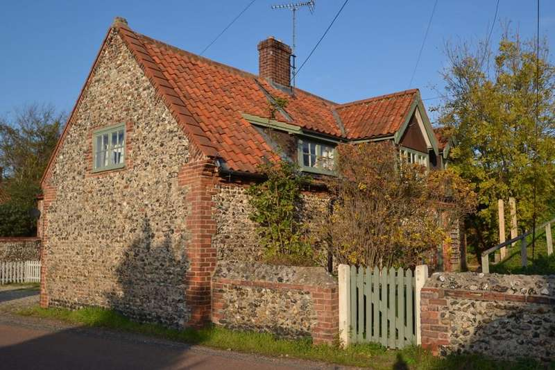 4 Bedrooms Semi Detached House for sale in Stiffkey