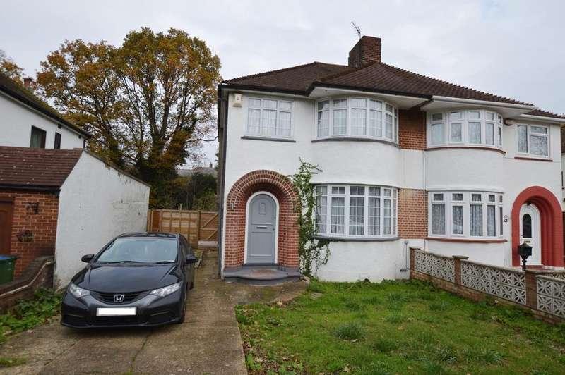 3 Bedrooms Semi Detached House for sale in Sidcup Road Eltham SE9