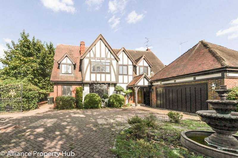 6 Bedrooms Detached House for sale in Tomswood Road, Chigwell, IG7