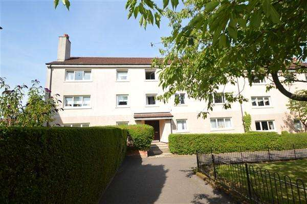 2 Bedrooms Flat for sale in Boon Drive, Drumchapel, Glasgow, G15 6AT