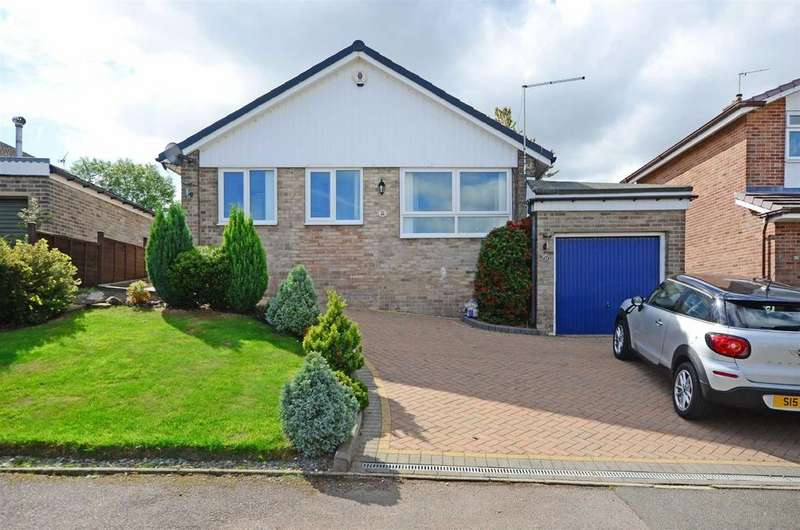 3 Bedrooms Bungalow for sale in Cavendish Rise, Dronfield