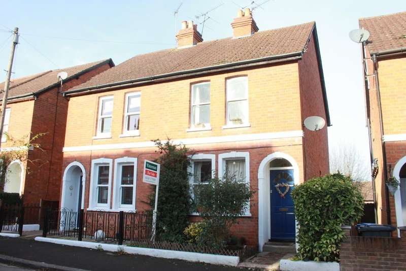 2 Bedrooms Semi Detached House for sale in College Rise, Maidenhead SL6