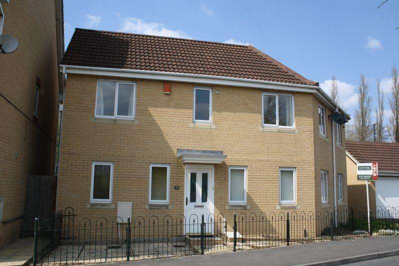 3 Bedrooms Semi Detached House for sale in Hither Bath Bridge, Brislington, Bristol, BS4