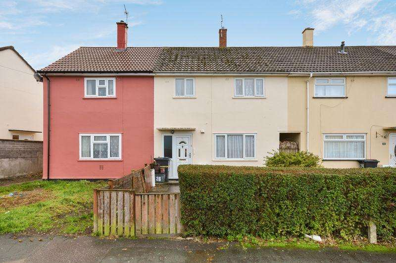 3 Bedrooms Terraced House for sale in Gay Elms Road, Bristol