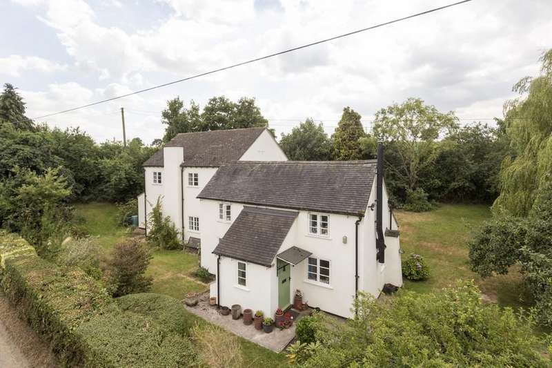 3 Bedrooms Detached House for sale in Park Lane, Rodsley, Ashbourne