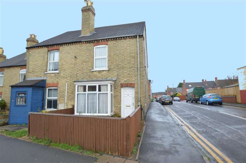2 Bedrooms Semi Detached House for sale in King Edward Street, Sleaford