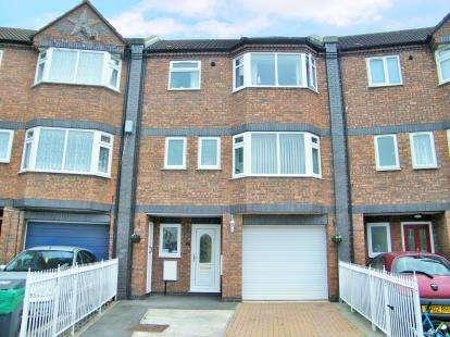 3 Bedrooms Terraced House for sale in Blakeney Mills, Yate, Bristol