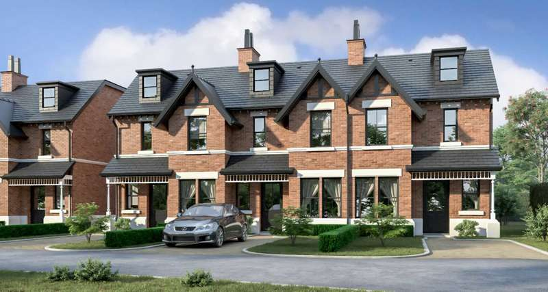 4 Bedrooms Town House for sale in WOODFORD VIEW, WOODFORD ROAD, POYNTON