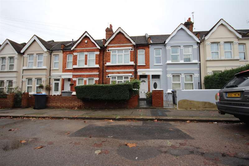 3 Bedrooms Terraced House for sale in Selwyn Road, Harlesden, NW10 8QY