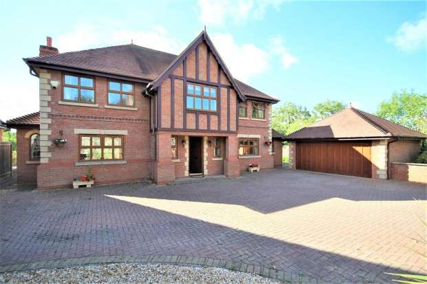 4 Bedrooms Detached House for sale in Oakdale View Midgery Lane, Preston, PR2