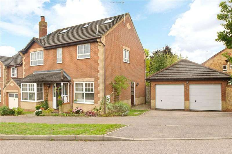 6 Bedrooms Detached House for sale in Roeburn Crescent, Emerson Valley, Milton Keynes, Buckinghamshire