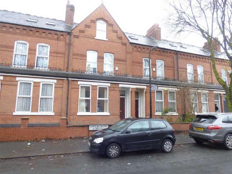 6 Bedrooms Terraced House for sale in Shrewsbury Street, Old Trafford