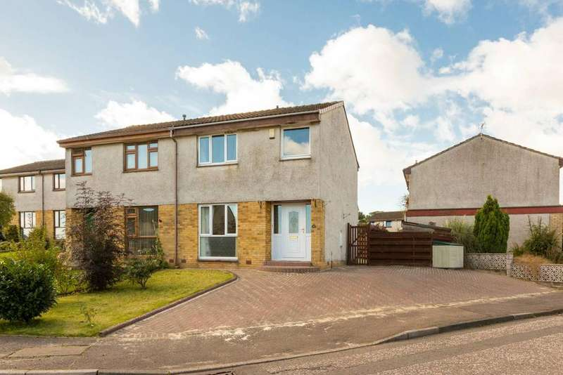 3 Bedrooms Semi Detached House for sale in 31 Echline Drive, South Queensferry, EH30 9UX