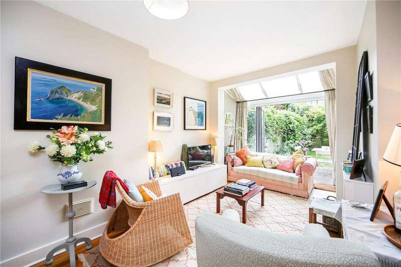 1 Bedroom Flat for sale in Adelaide Grove, London, W12