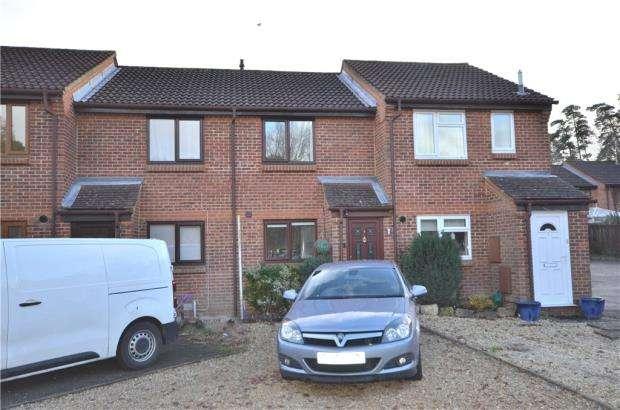 2 Bedrooms Terraced House for sale in Upavon Gardens, Bracknell, Berkshire