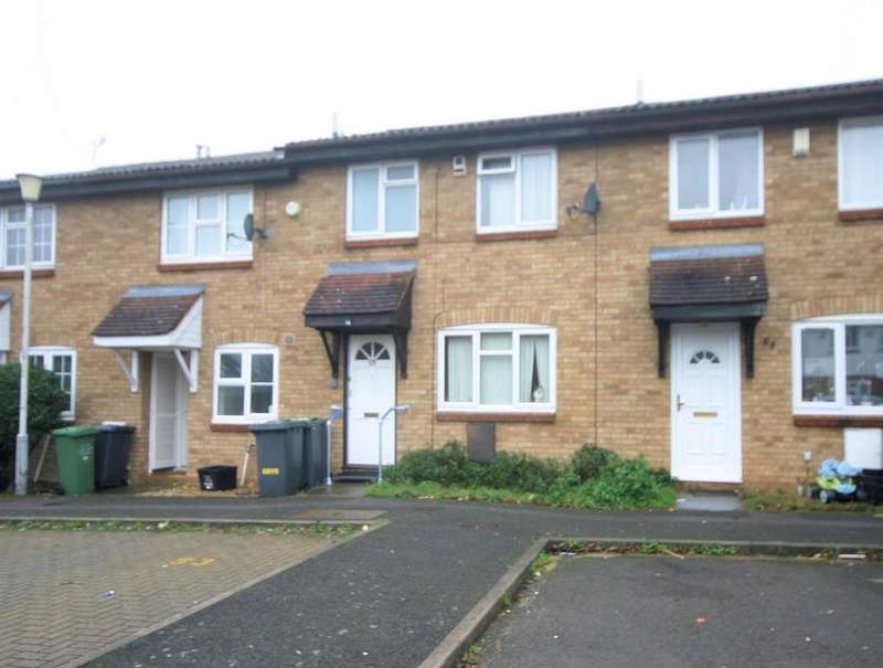 3 Bedrooms Terraced House for sale in Hawkfields, Bushmead, Luton
