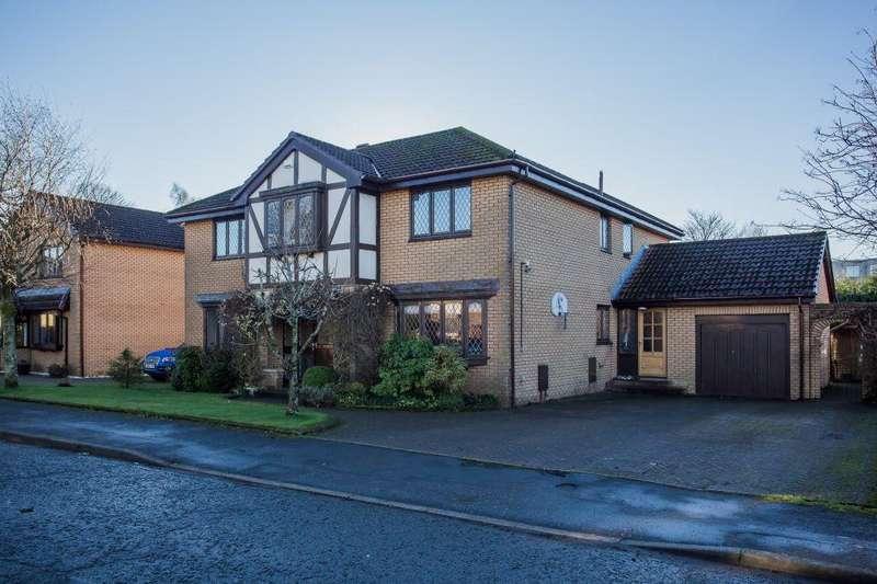5 Bedrooms Detached House for sale in 9 Nursery Grove, Kilmacolm, PA13 4HW
