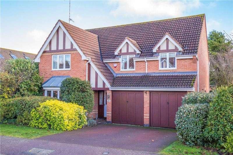 5 Bedrooms Detached House for sale in Moorhen Way, Buckingham, Buckinghamshire