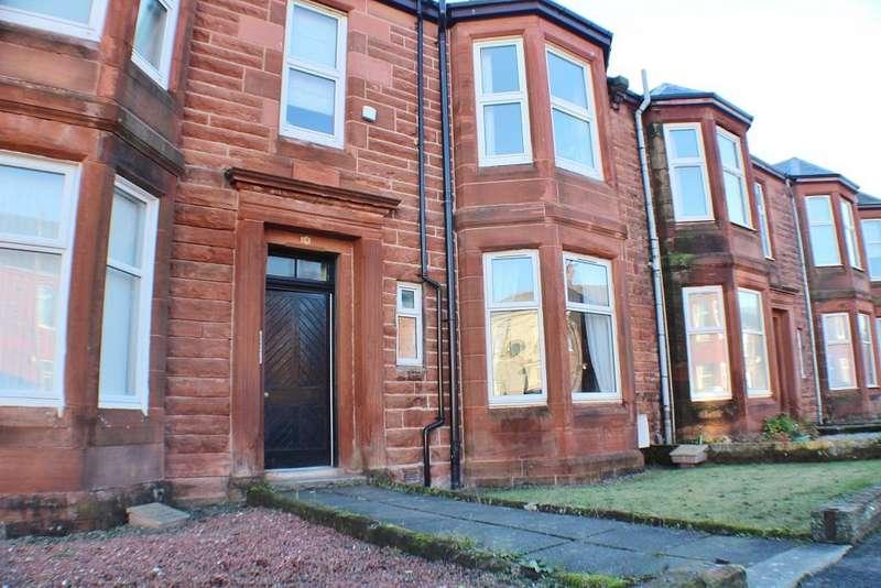 2 Bedrooms Ground Flat for sale in Welbeck Crescent , Troon KA10