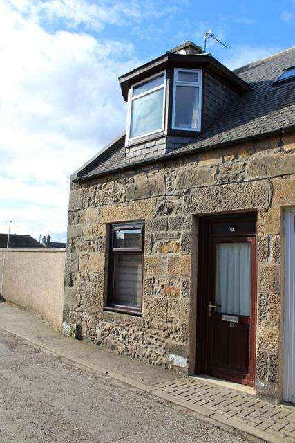 2 Bedrooms Semi Detached House for sale in 10 Anton Street, Buckie AB56 1QT