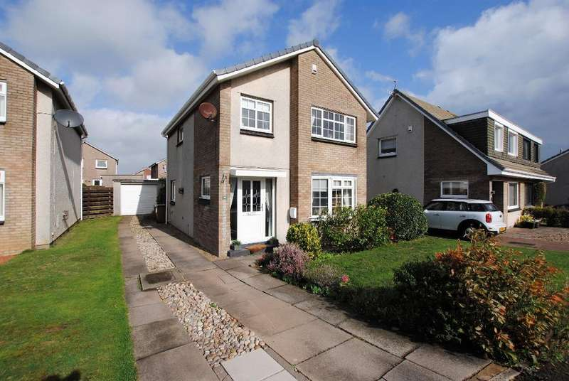 3 Bedrooms Detached House for sale in Kilmory Place, Troon, South Ayrshire, KA10 7HJ