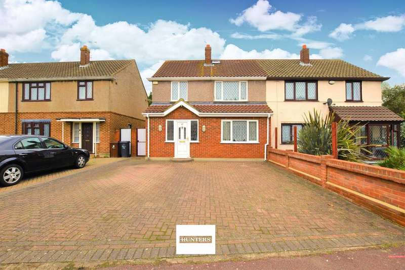 5 Bedrooms Semi Detached House for sale in Padnall Road, Chadwell Heath, RM6