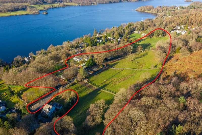 5 Bedrooms Detached House for sale in Ghyll Head House Farm, Ghyll Head, Bowness on Windermere, LA23 3LN