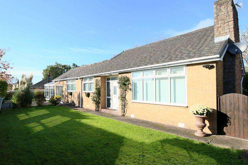 2 Bedrooms Bungalow for sale in Buxton Road, Congleton