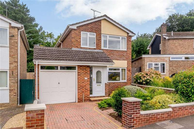 3 Bedrooms Detached House for sale in Abbey Close, Newbury, Berkshire, RG14