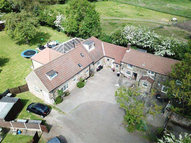 8 Bedrooms Detached House for sale in Dowcarr Lane , Woodall, Harthill, Sheffield, S26 7XN