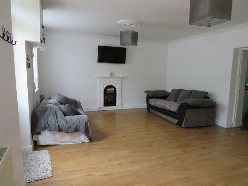 2 Bedrooms Terraced House for sale in Station Terrace, Brithdir, New Tredegar