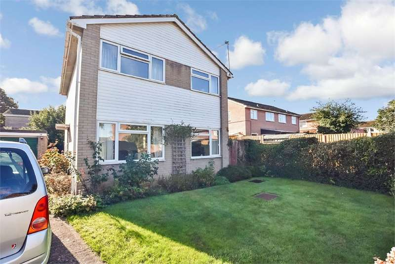 4 Bedrooms Detached House for sale in St Marys Park, Nailsea, Bristol, North Somerset