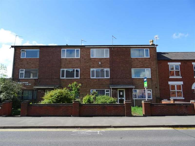 2 Bedrooms Flat for sale in London Road, Coalville, Leicestershire