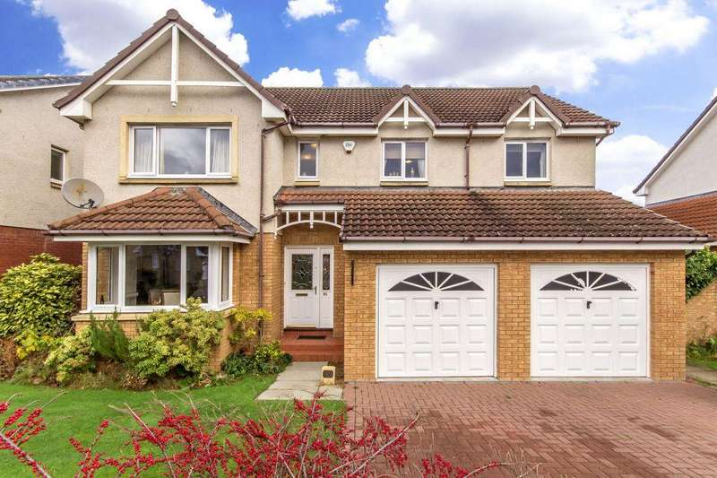 5 Bedrooms Detached House for sale in 95 Bairds Way, Bonnyrigg, EH19 3NT