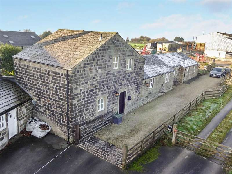 4 Bedrooms Barn Conversion Character Property for sale in West End Lane, Horsforth