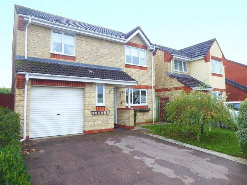 4 Bedrooms Detached House for sale in Arrowsmith Drive, Stonehouse, GL10