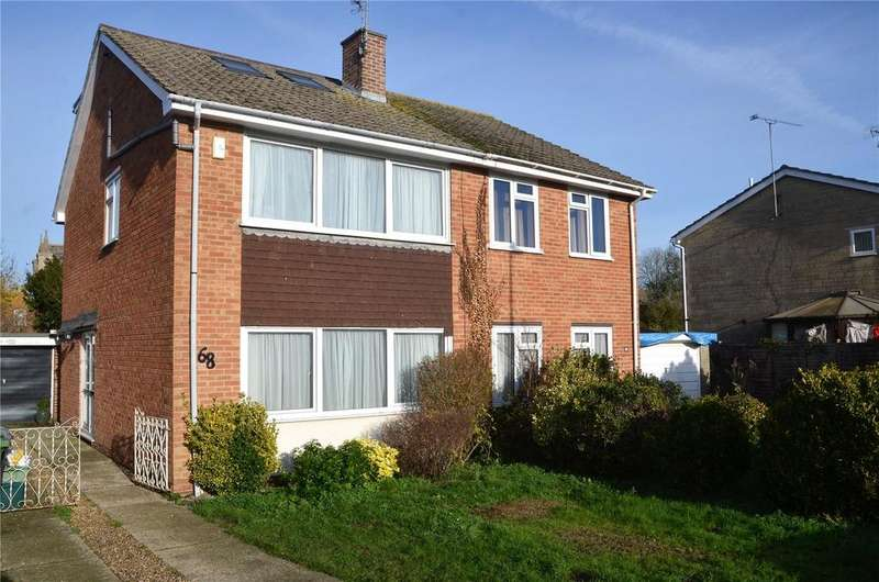 4 Bedrooms Semi Detached House for sale in Meadow Way, Theale, Reading, Berkshire, RG7