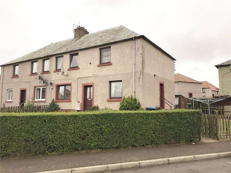 2 Bedrooms Apartment Flat for sale in Saint Clairs, Eyemouth, Berwickshire