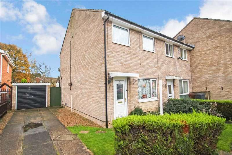 3 Bedrooms Semi Detached House for sale in Heysham Close, Lincoln