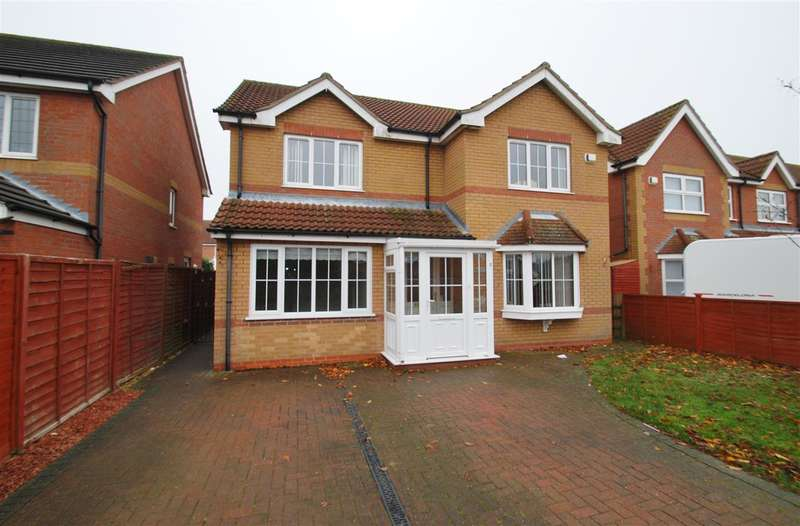 4 Bedrooms Detached House for sale in Jonathan Drive, Winthorpe