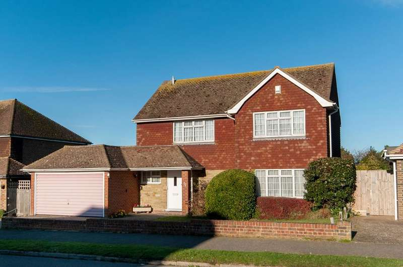 3 Bedrooms House for sale in Beacon Drive, Seaford, East Sussex, BN25 2JX