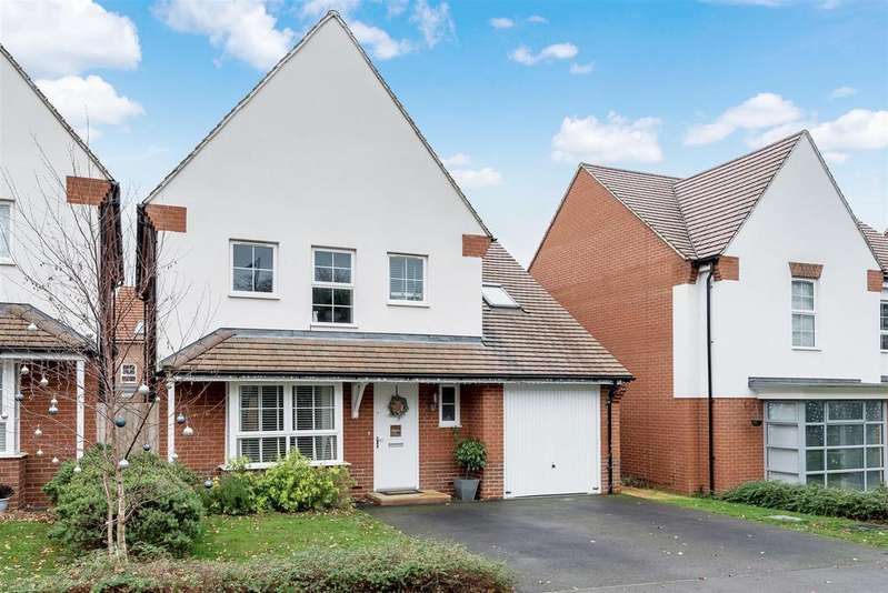 5 Bedrooms Detached House for sale in London Road, Wokingham, Berkshire RG40 1RB