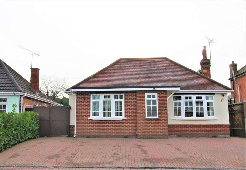 3 Bedrooms Bungalow for sale in Somerby Road, Thurnby, Leicester