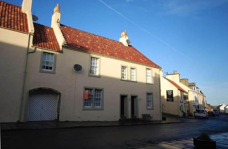 2 Bedrooms Terraced House for sale in Main Street, West Wemyss, Kirkcaldy, KY1