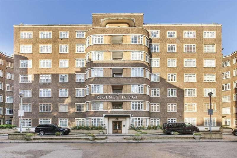 2 Bedrooms Flat for sale in Adelaide Road, Swiss Cottage