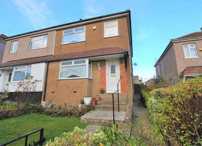 3 Bedrooms Semi Detached House for sale in The Drive, Whitchurch, Bristol